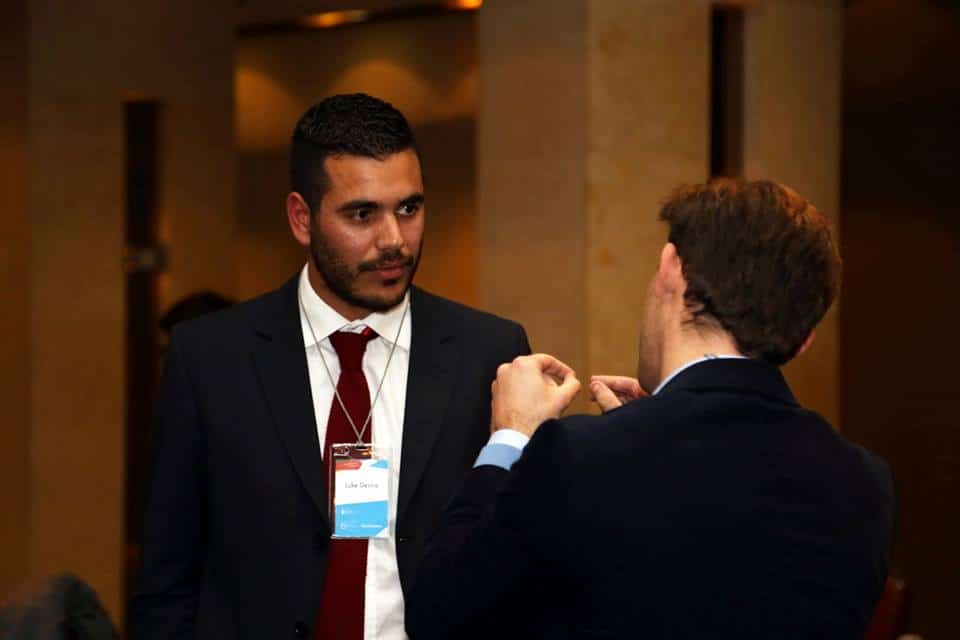 Luke Desira B. Eng Mech (Hons) is a leading ISO 9001 Consultant in Malta